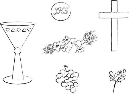 grail: religion symbols