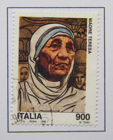 calcutta: mother teresa of calcutta Editorial