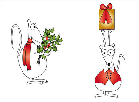 christmas cartoon photo