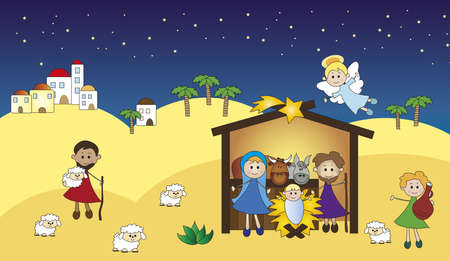 nativity Stock Photo - 16757251