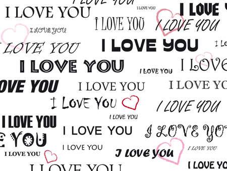 purple love: i love you