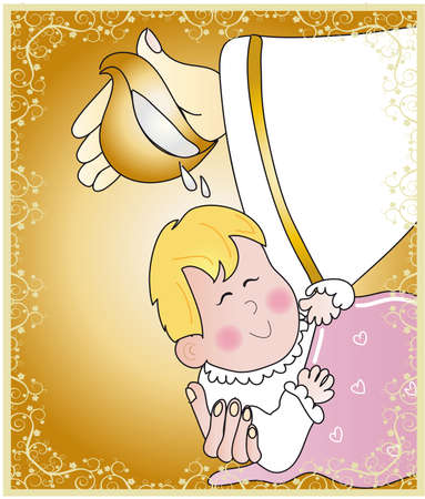 godmother: baptism