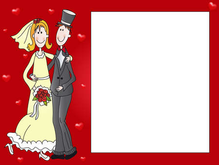 7,688 Funny Wedding Stock Vector Illustration And Royalty Free ...