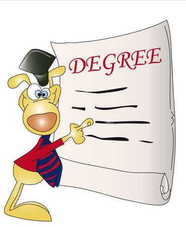 degree Stock Photo - 16949487