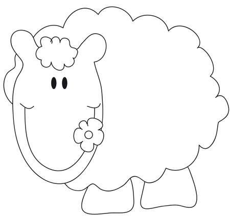 ewe: sheep