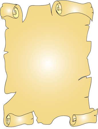 grimy: parchment