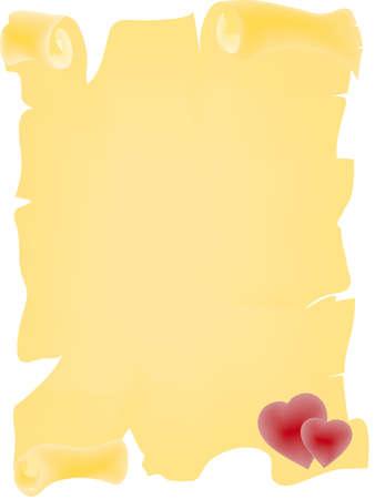 grimy: love parchment