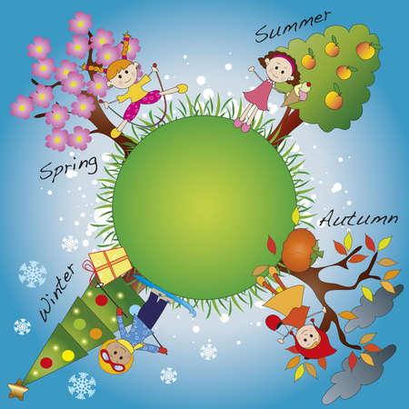 season Imagens - 17857879