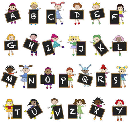 alphabet kids: aphabet