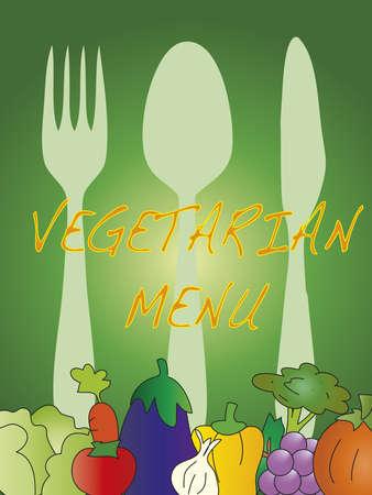 bunner: vegetarian menu