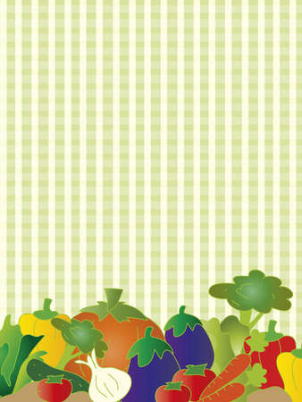 bunner: vegetarian card