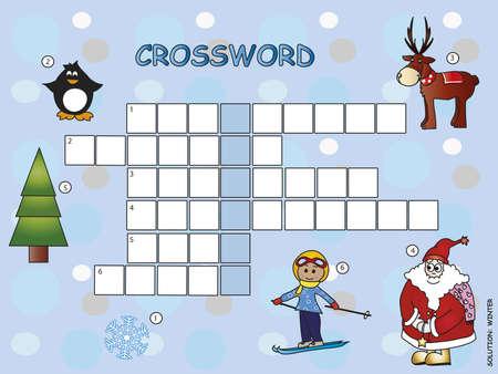 crosswords: Crossword game