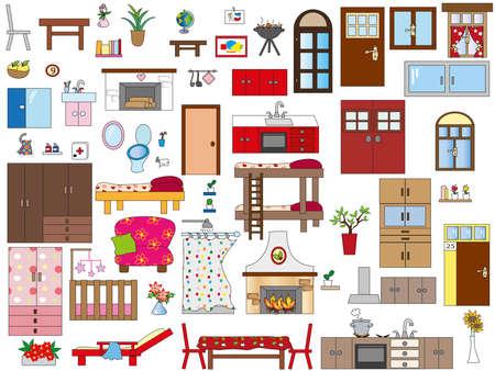 interior furnishing home photo