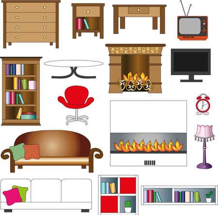 furnishing: interior furnishing home