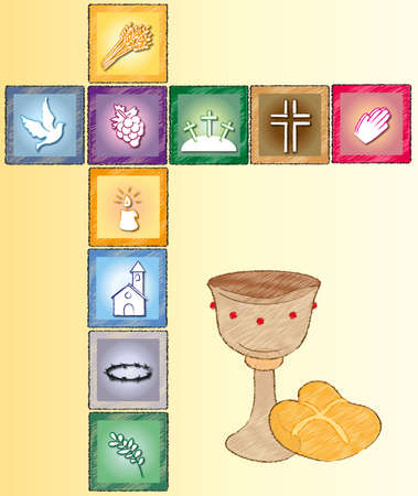 communion: religion card