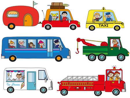 transportation Banque d'images