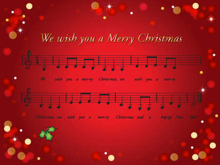 re: christmas card with a song
