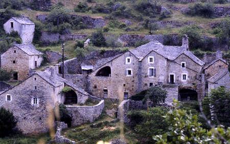 tarn: Tarn valley in France