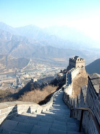 chinese wall: Cinese muro