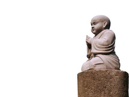 jizo: statue jizo stone Side