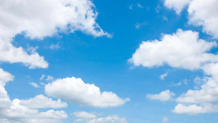 blue sky background: clouds with Blue sky