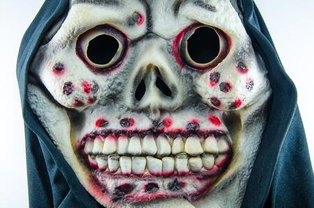 abscess: Horror Ghost Mask.