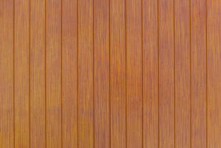 背景の木の板の壁