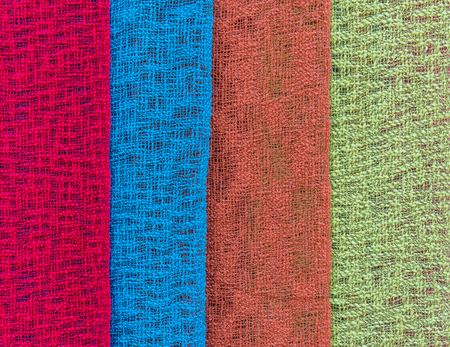 scarves: Colorful scarves