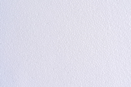 Foam board or Polystyrene foam texture for background.