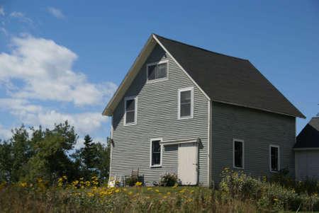 cape cod style: Classic New England House,  Tremont, Mount Desert Island, Acadia National park, Maine, New England