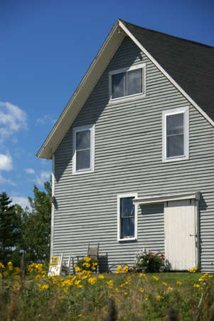 cape cod home: Classic New England House,  Tremont, Mount Desert Island, Acadia National park, Maine, New England