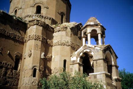 bas relief: Georgian Church, Aktamar Island early christianity, Van Turkey