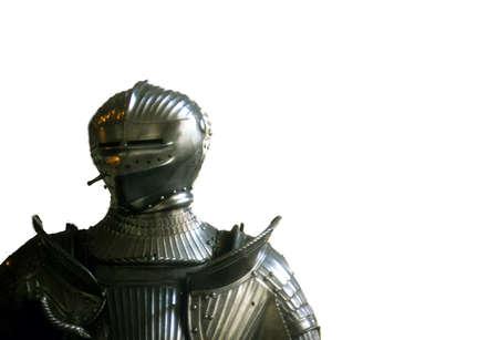alabarda: Armor di cavalieri medievali in mostra nel museo di Monaco di Baviera in Germania, Europa Archivio Fotografico