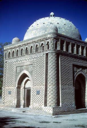 Tomb of the Saint,  Bokhara former USSR, now Uzbekistan