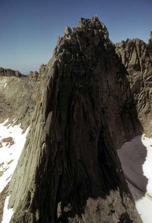 상어의 코, 록 키 산맥 와이오밍의 타워 바람 강 범위의 서커스 스톡 콘텐츠