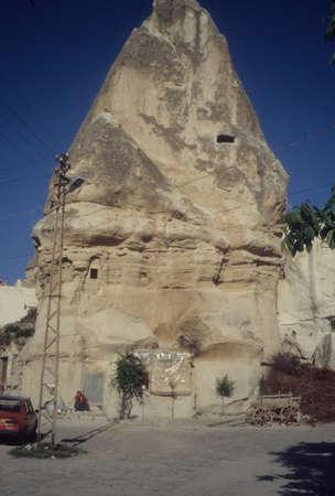cave house: Troglodyte cave house, Urfa, Cappadoccia Turkey