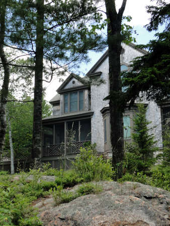 Classic  New England House photo