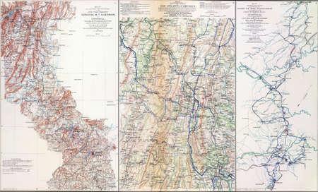 reb: Mapas de Sherman