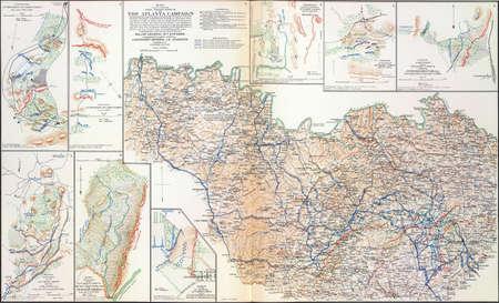 reb: Maps of Sherman