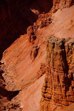breaks: Fantastic pinnacles and hoodos from  Sunset View Overlook, Cedar Breaks National Monument, Utah Stock Photo