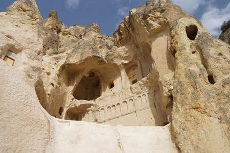 goreme: Ancient Christian cave churches  Goreme Open Air Museum,  Cappadocia,  Turkey
