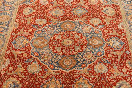 Kayseri Buyun Teppich in einem Teppich Showroom in Kappadokien, Türkei Standard-Bild - 34331421