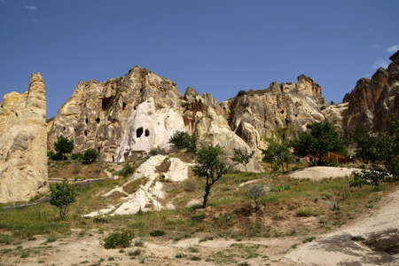 goreme: Ancient Christian cave churches  Goreme Open Air Museum,  Cappadocia,  Turkey