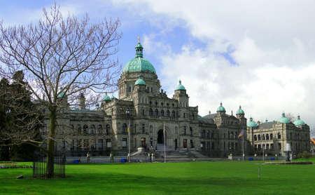 provincial: Provincial Parliament buildings in Victoria, British Columbia, Canada