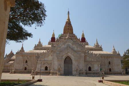 아난다 파야 사원, 바간, 미얀마 (버마)