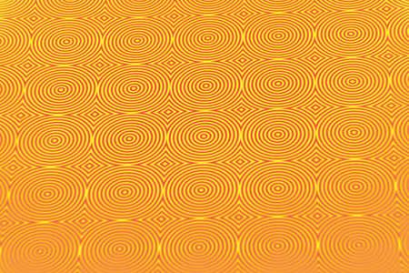 circles pattern: Pulsing circles optical effect pattern