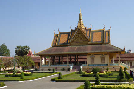 PHNOM PENH, CAMBODIA - FEB 8, 2015 - 