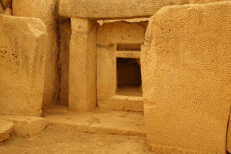 Neolithic temples of Mnajdra, Malta