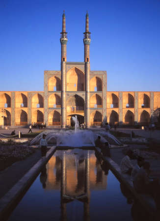 Seljuk (10th c) Friday Mosque, Nain,Iran, Middle East