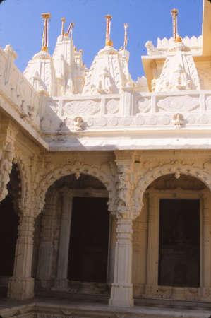 Jain temples on Palitana, Gujarat,India